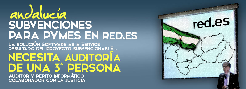 Auditoria informática, Evaluación tecnológica Red.es Andalucia