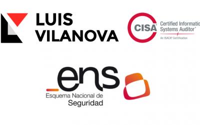 Auditoria Esquema Nacional de Seguridad ENS 3 400x250 - Luis Vilanova