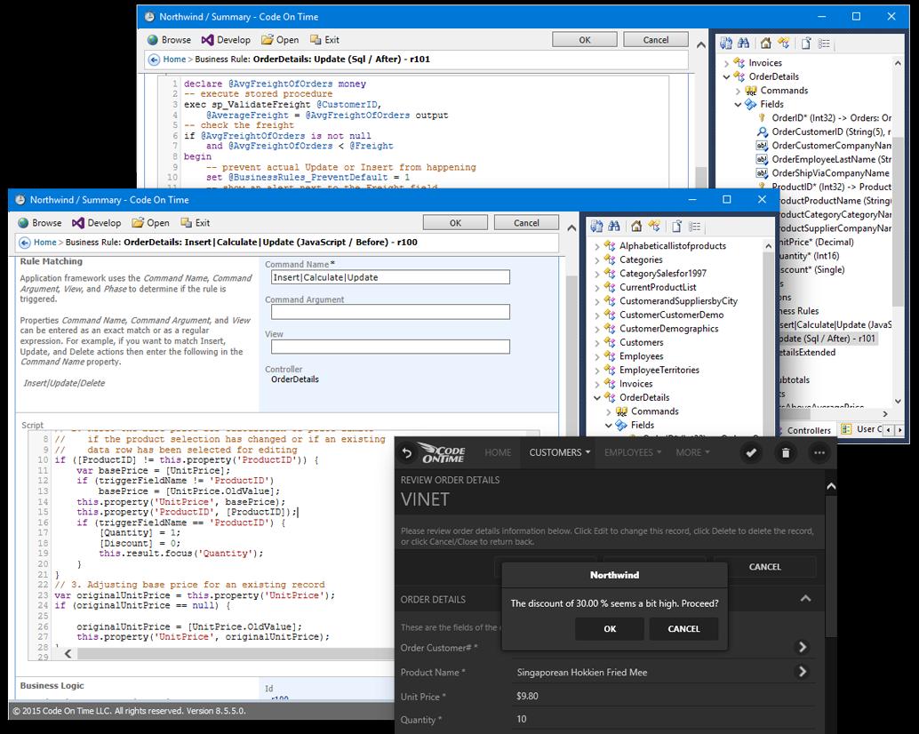 Desarrollo a medida con generacion automatica de codigo5 - Desarrollo a medida con generación automática de código