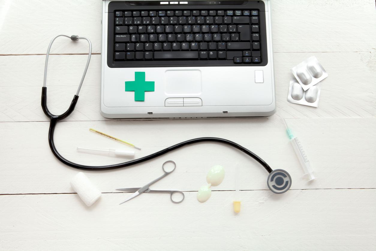 Receta médica privada electrónica
