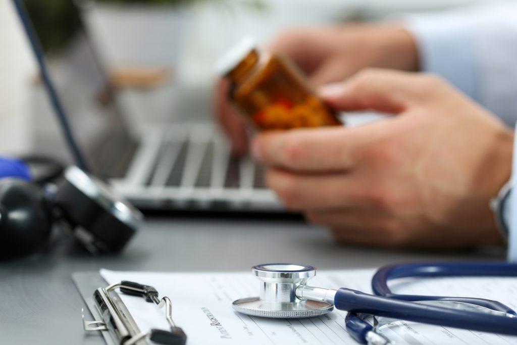 Auditoria receta privada electrónica y Coronavirus